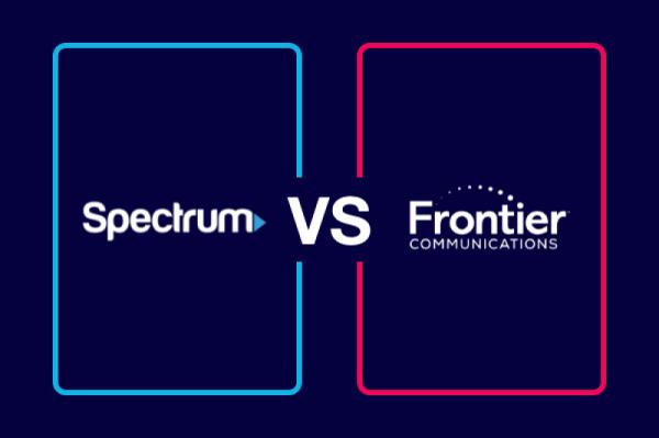 Compare Charter Spectrum Vs  Frontier - InMyArea com